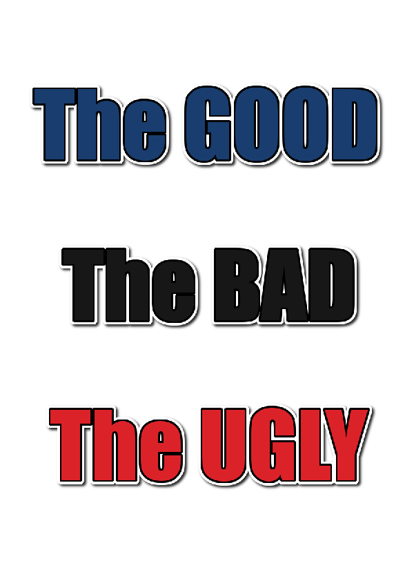 The Good The Bad And The Ugly Of Our First Kitchen: Pull Requests: The Good, The Bad And The Ugly